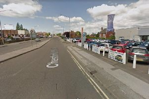 Chesterfield Road North, Mansfield
