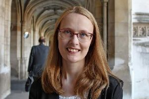 Lancaster and Fleetwood MP Cat Smith