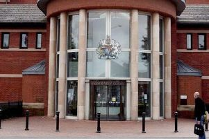 Mansfield Magistrates' Court.