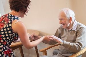 Tap In To helps dementia sufferers through dance.