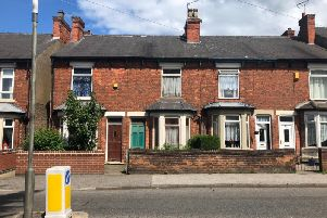 Number 77 Kingsway, Kirkby, sold at auction for 65,000.