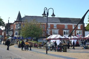 Sutton Town Centre