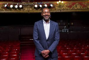 Sir Lenny Henry will be at Blackpool Opera House next month