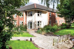 Clipstone Hall and Lodge. Picture: Orchard Care Homes.