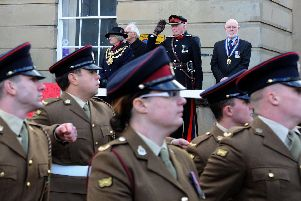 Mansfield's Poppy parade will take an alternative route this year.