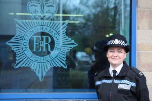 New PC Karen OReilly wants to prove to her family 'you can become whatever you want to be'.