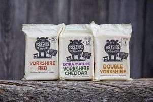 The three new cheeses will be available for free.