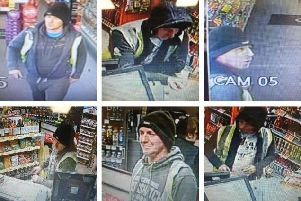 Do you recognise him? Pic: Derbyshire Police.