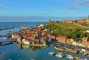 Whitby - Pic copyright: Delta Charlie Drones