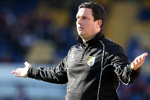 Paul Cox - Mansfield Town manager of the decade for sure (Photo by Pete Norton/Getty Images).