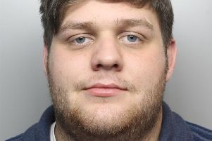 Anthony Brown was locked up for six years and five months over the professional burglary in which firearms and ammunition were stolen from house in Gomersal