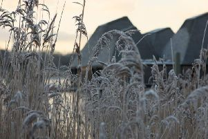 Take in the winter scenery with a Midweek Meander around Brockholes, Samlesbury