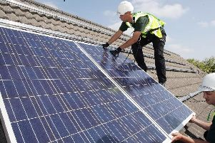 Chorley councillors want to see solar panels installed on the borough's social housing