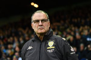 Marcelo Bielsa has admitted his Leeds United team sometimes lacks self-belief in difficult situations