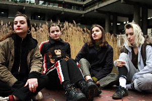 Goat Girl have played on Later Live... with Jools Holland, and at gigs with The Fall and Kendrick Lamar