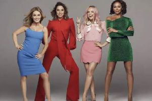 The Spice Girls are heading to Sunderland