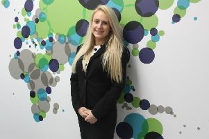 Becki Roberts, assistant manager of UHY Hacker Young's Nottingham office.