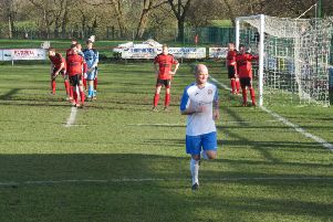 Garstang lost against AFC Blackpool at the Riverside on Saturday