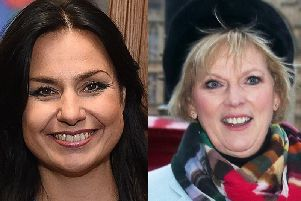 Conservative MPs Heidi Allen and Anna Soubry