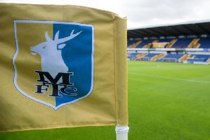 Mansfield host Forest Green this afternoon.