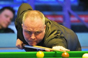 John Higgins at the Guild Hall (photo: Event Photos 67)
