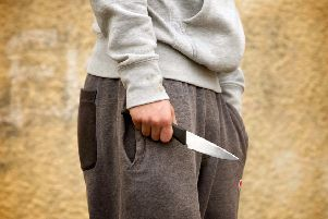 Exclusions at North Yorkshire's schools have increased by 20% since 2010, as police chiefs have warned this could be contributing to a surge in knife crime.