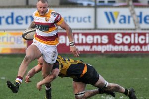Fylde RFC's Henry Hadfield