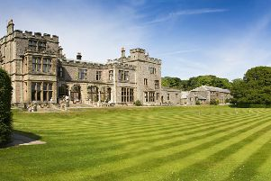 Armathwaite Hall Hotel and Spa in the North Lakes.