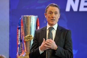 Super League chief executive Robert Elstone: Has already brought in new ideas.  Picture: Tony Johnson.