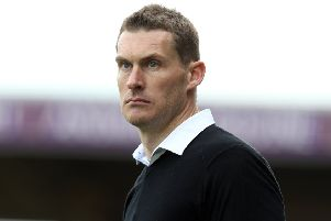 Exeter City manager Matt Taylor. (Photo by Pete Norton/Getty Images)