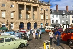 Recent Air Cooled event in Newark