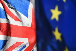 MPs were voting on four different Brexit options