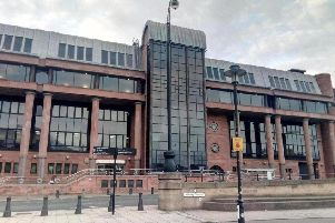 Newcastle  law courts