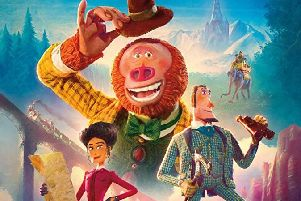Now showing: Missing Link