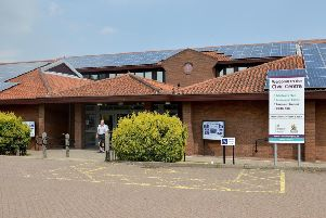 Mansfield District Council have issued a statement after a power cut at the civic centre.