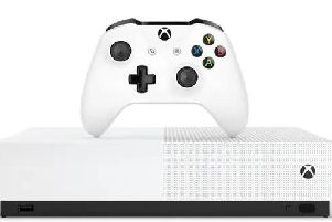 Xbox One S Digital-Only Edition Photograph: Microsoft