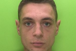Luke Donner, 25, was found guilty of grievous bodily harm with intent.