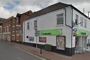 The Co-Op in Huthwaite