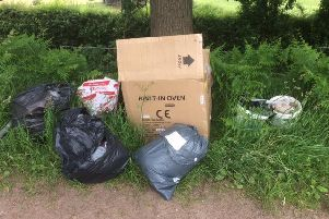 Mansfield District Council brought the prosecution after a large deposit of fly-tipped waste was found in a field off Blakeney Lane, Warsop, onJune 12, 2018.