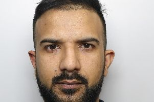 Mohammed Akram was found guilty by a jury of a range of offences. Another defendant Usman Khalid (not pictured) was convicted of the sexual assault of the same victim. Photo: West Yorkshire Police.