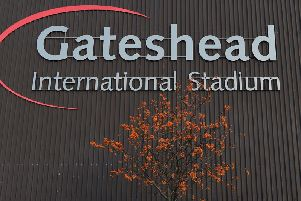 Gateshead FC have been kicked out of the National League.