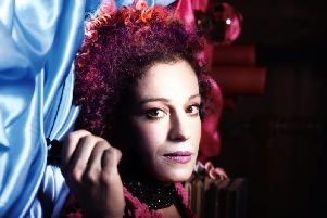 Kate Rusby will be joined on stage at St Georges Hall by the cream of British folk musicians who form her select band