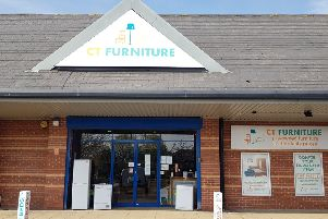CT Furniture in Blyth.
