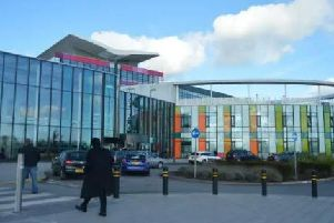 King's Mill Hospital, Sutton.