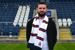 Mark Yeates is targeting promotion with AFC Fylde