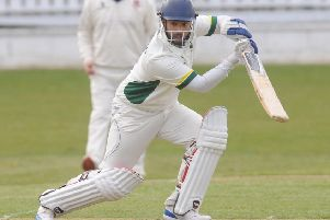 In the runs: 'Opener Irfan Amjad who carred his bat scoring 68 not out as Wrenthorpe beat Cleckheaton by three wickets.