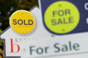 New data, released by Property Solvers, shows the difference between the asking price of properties and the actual sold price.