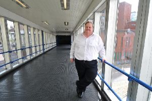 Simon Rigby has called in his lawyers after Preston Council snatched back the Guild Hall
