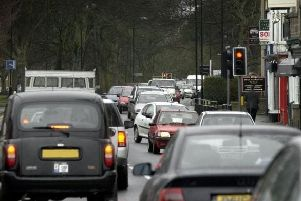Readers are demanding radical action to cut traffic delays in Harrogate.
