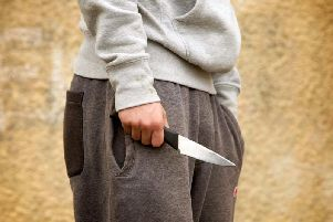 A youth summit focusing on the issue of knife crime is to be held in Leeds. Picture: Alan Simpson/PA Archive/PA Images